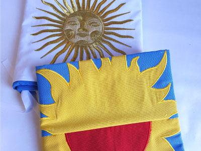 Bandera Argetina - Bonaerense